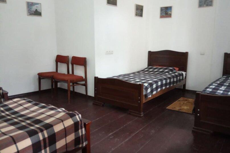 1-комн. квартира, 50 кв.м. на 4 человека, улица Геронтия Кикодзе, 3, Тбилиси - Фотография 10