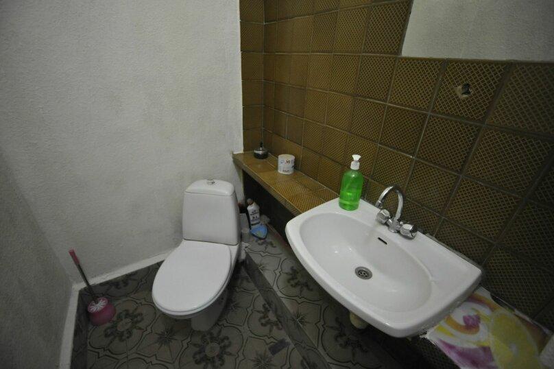 1-комн. квартира, 50 кв.м. на 4 человека, улица Геронтия Кикодзе, 3, Тбилиси - Фотография 11