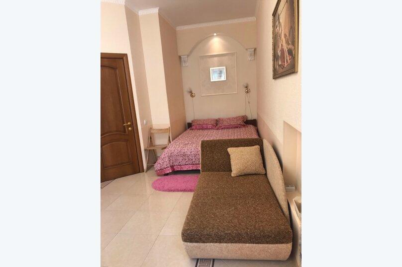 Гостевой дом с  двориком - студия № 1 , 22 кв.м. на 3 человека, 1 спальня, Поликуровская, 5, Ялта - Фотография 7