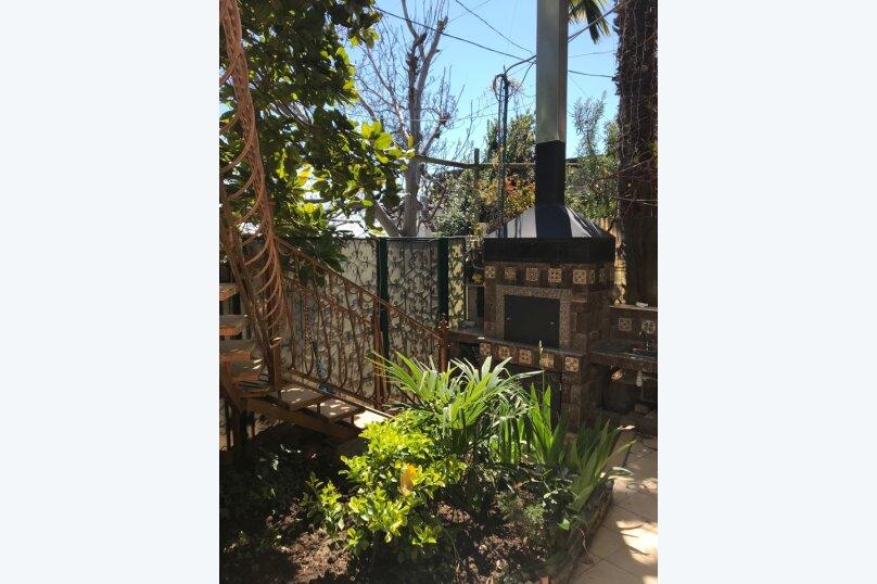 Гостевой дом с  двориком - студия № 1 , 22 кв.м. на 3 человека, 1 спальня, Поликуровская, 5, Ялта - Фотография 12