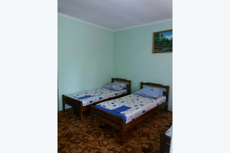 Комфорт 3-х местный, с тремя односпальными кроватями, Рыбзаводская, 42а, Пицунда - Фотография 2