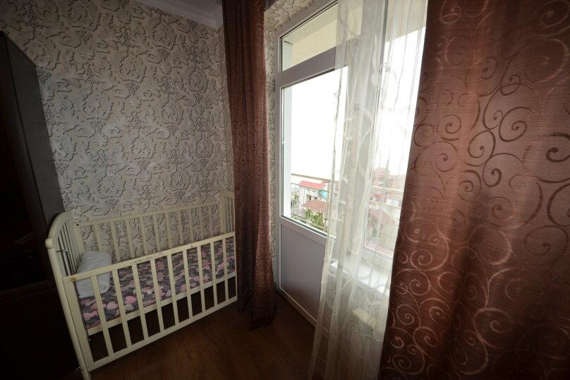 1-комн. квартира, 55 кв.м. на 6 человек, улица Просвещения, 84, Адлер - Фотография 13