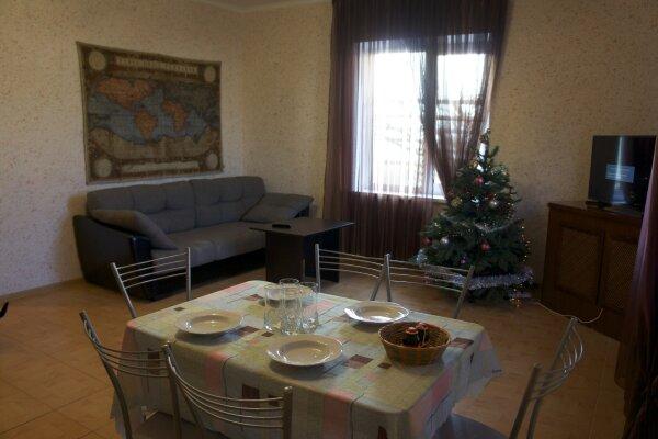Дом, 130 кв.м. на 9 человек, 3 спальни, Высокая улица, 17, Архипо-Осиповка - Фотография 1
