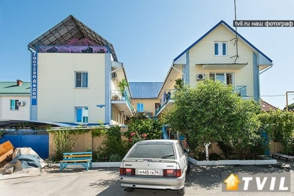 Гостиница, улица Лермонтова, 1Г на 23 номера - Фотография 1