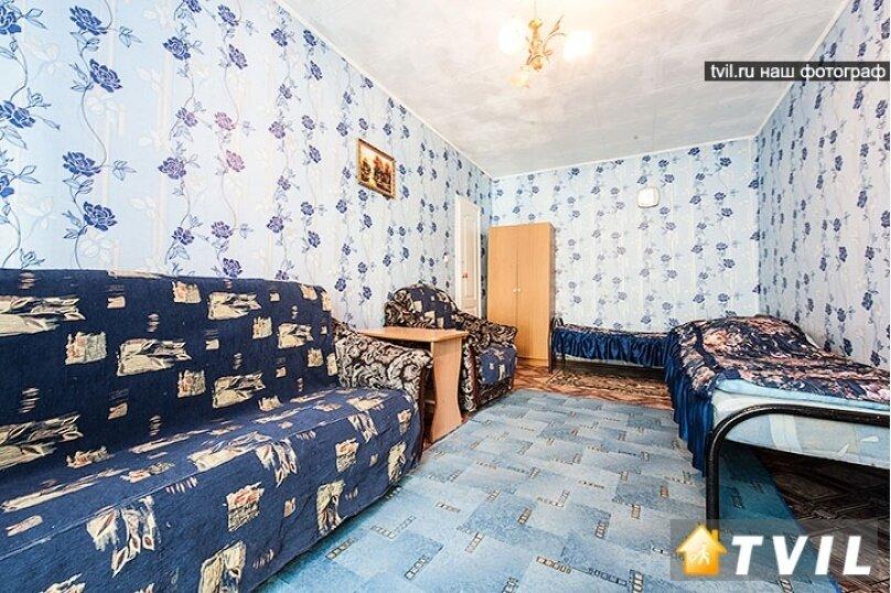 4-х местный стандарт повышенной комфортности, улица Лермонтова, 1Г, Витязево - Фотография 1