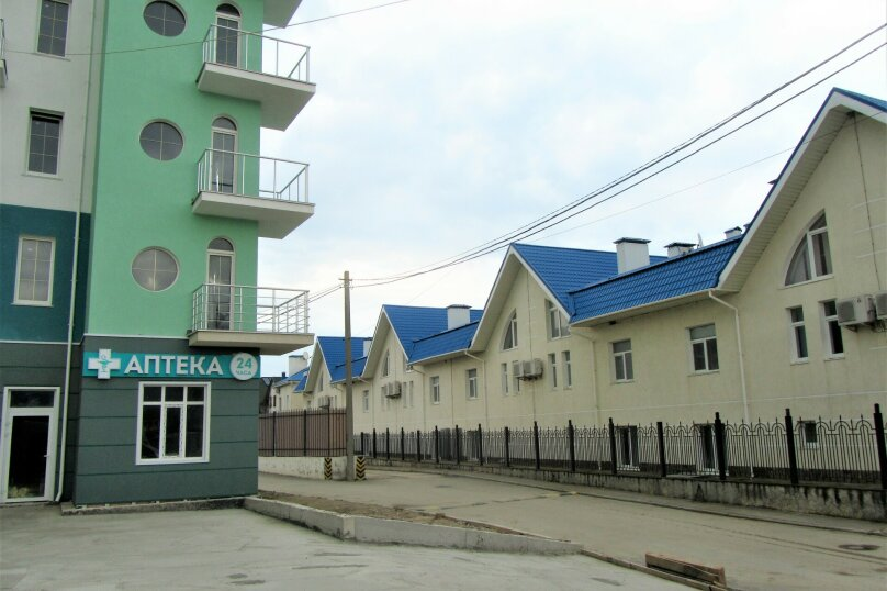 """Отель """"ЖЕМЧУЖИНА КОКТЕБЕЛЯ"""", улица Юнге, 8 на 16 номеров - Фотография 26"""