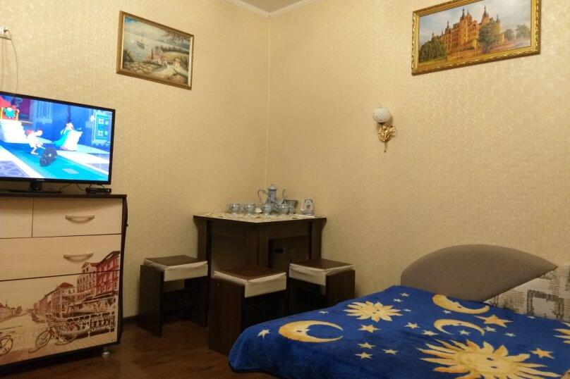 1-комн. квартира, 16 кв.м. на 4 человека, улица Гагарина, 10, Кисловодск - Фотография 17