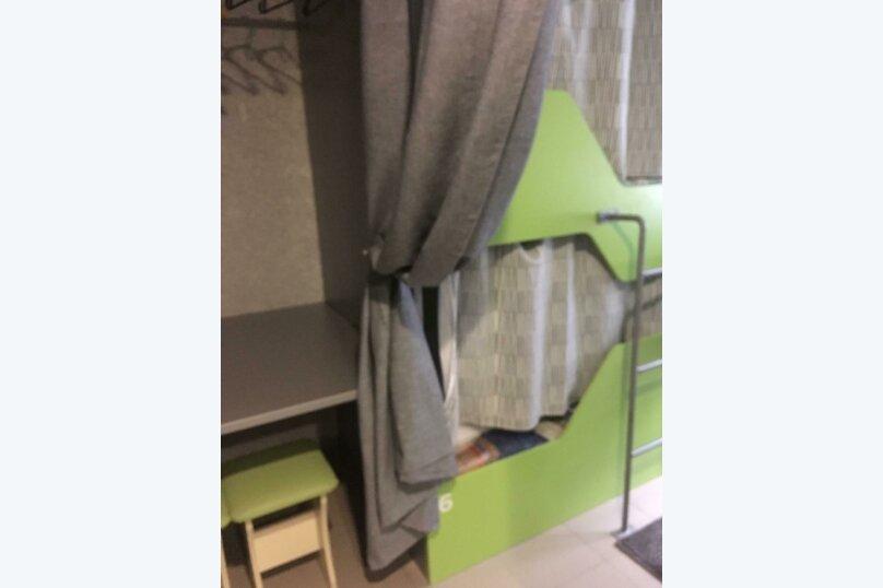 Односпальная кровать в номере для мужчин, улица Грибоедова, 21А, Ялта - Фотография 1