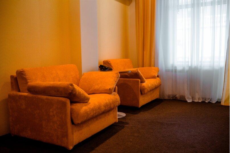 Family 2х комнатный номер с балконом, улица Пирогова, 36А/9, Новый Сочи, Сочи - Фотография 3