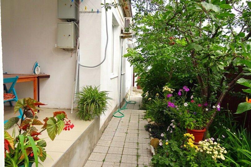 2-комн. квартира, 50 кв.м. на 7 человек, Борисовский переулок, 5, Геленджик - Фотография 2