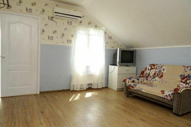 2-комн. квартира, 50 кв.м. на 7 человек, Борисовский переулок, 5, Геленджик - Фотография 8