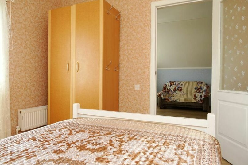 2-комн. квартира, 50 кв.м. на 7 человек, Борисовский переулок, 5, Геленджик - Фотография 10