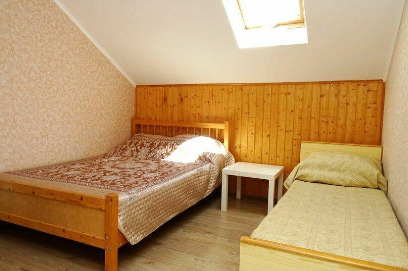 2-комн. квартира, 50 кв.м. на 7 человек, Борисовский переулок, 5, Геленджик - Фотография 11