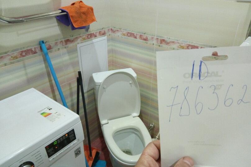 2-комн. квартира, 50 кв.м. на 5 человек, улица Кирова, 1, Анапа - Фотография 17