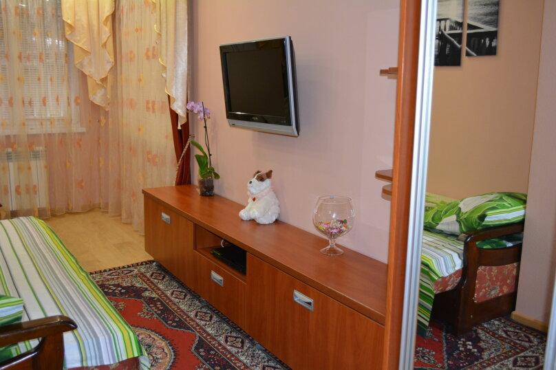 2-комн. квартира, 60 кв.м. на 5 человек, улица Калараш, 147, Лазаревское - Фотография 17