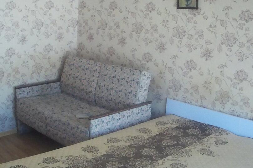 Четырехместный 2 этаж с кондиционером (15), Зеленая, 3, Николаевка, Крым - Фотография 1