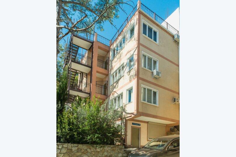 2-комн. квартира, 60 кв.м. на 4 человека, Отрадная улица, 18, Отрадное, Ялта - Фотография 3