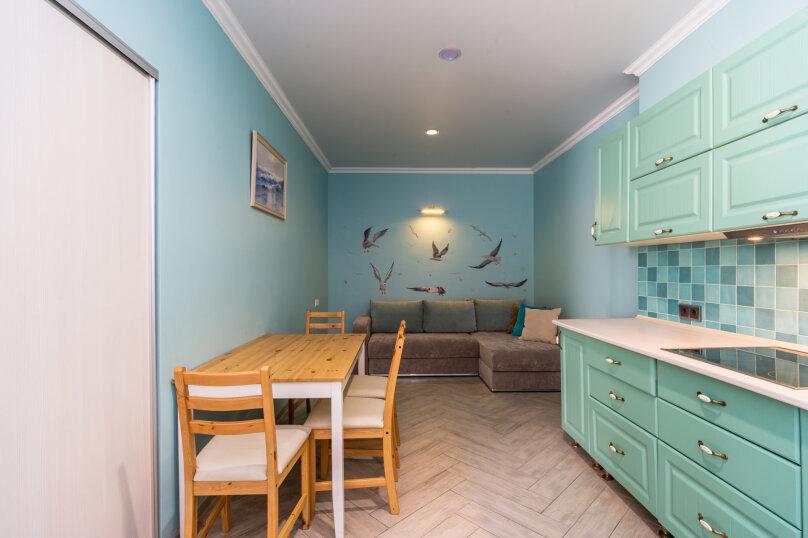 2-комн. квартира, 60 кв.м. на 4 человека, Отрадная улица, 18, Отрадное, Ялта - Фотография 9