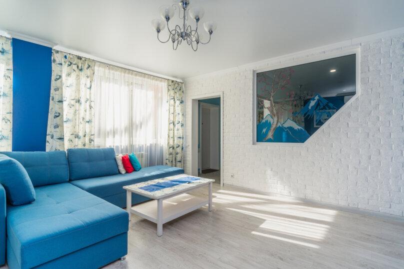 2-комн. квартира, 60 кв.м. на 4 человека, Отрадная улица, 18, Отрадное, Ялта - Фотография 12