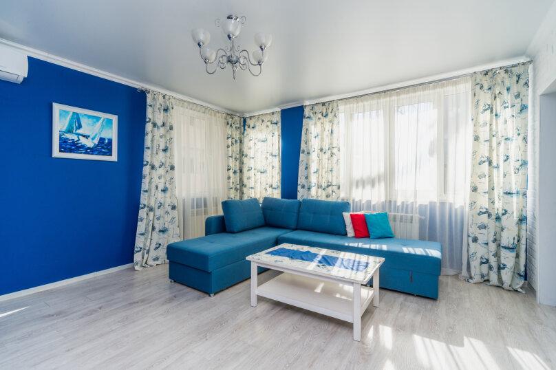 2-комн. квартира, 60 кв.м. на 4 человека, Отрадная улица, 18, Отрадное, Ялта - Фотография 13