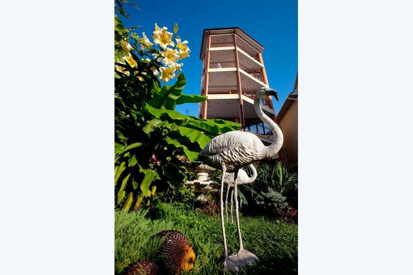 """Отель """"Фламинго-Анапа"""", улица Шевченко, 202А на 21 номер - Фотография 1"""