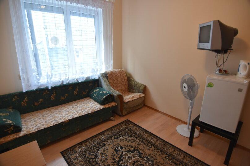 Бюджетная трехместная комната 2 вместе +1, Курортный переулок, 5, Архипо-Осиповка - Фотография 1