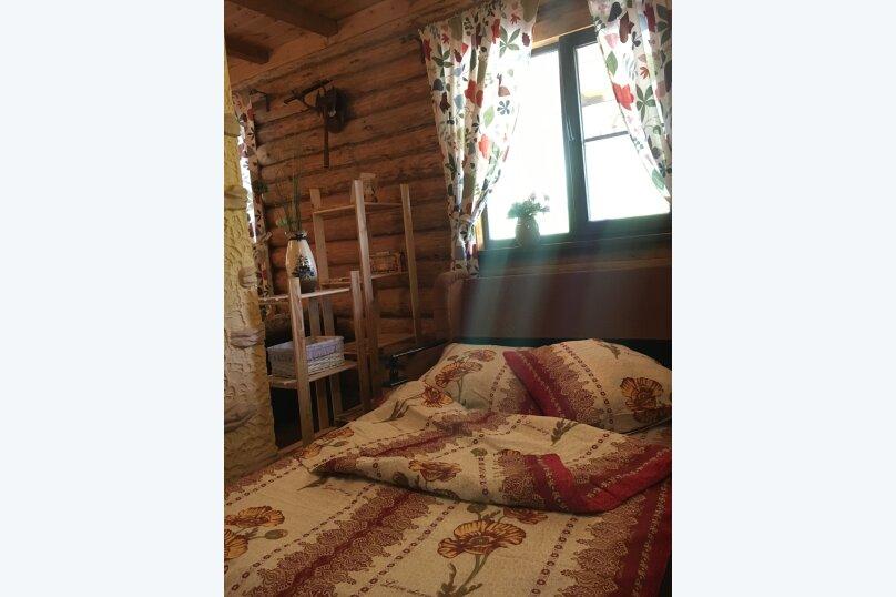 """Дом, 120 кв.м. на 4 человека, 1 спальня, ул. Солнечная,ТО """"Чайка"""", 1, Бетта - Фотография 21"""