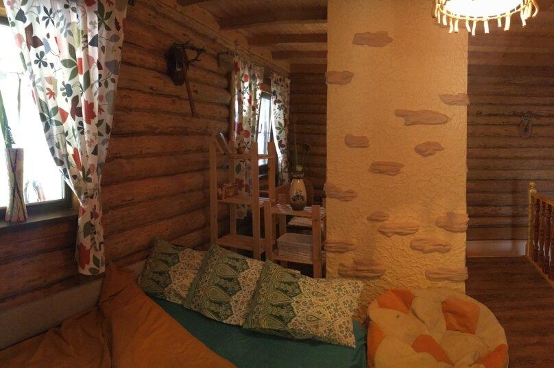 """Дом, 120 кв.м. на 4 человека, 1 спальня, ул. Солнечная,ТО """"Чайка"""", 1, Бетта - Фотография 23"""
