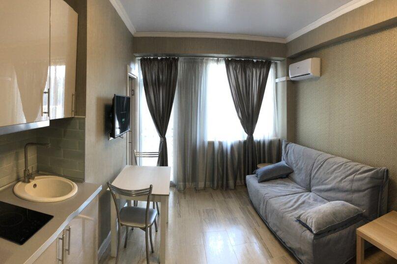 2-комн. квартира, 27 кв.м. на 4 человека, Демократическая улица, 45, Адлер - Фотография 1