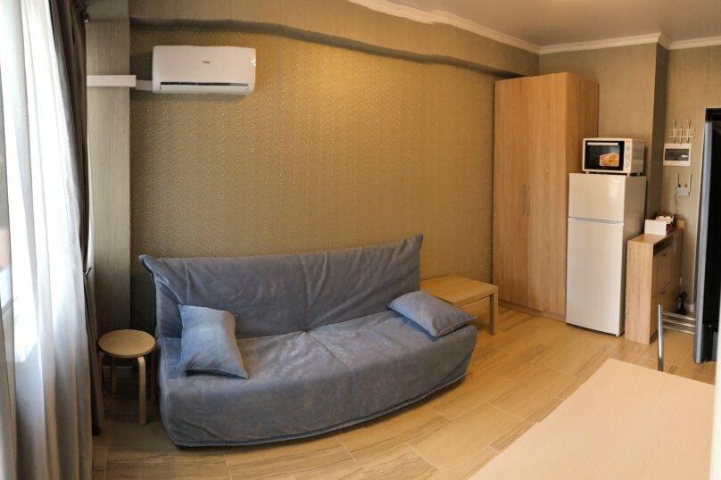 2-комн. квартира, 27 кв.м. на 4 человека, Демократическая улица, 45, Адлер - Фотография 6