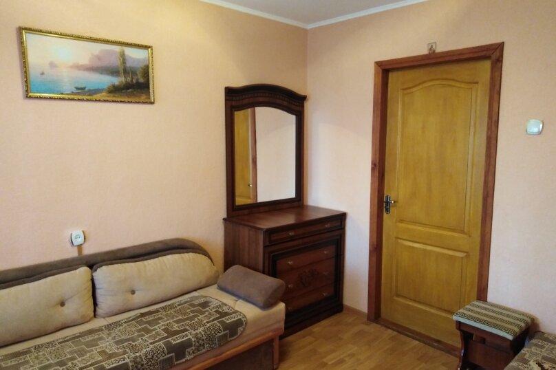 2-комн. квартира, 55 кв.м. на 5 человек, Серный переулок, 5, Судак - Фотография 5