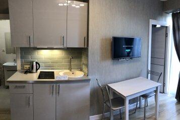 2-комн. квартира, 27 кв.м. на 4 человека, Демократическая улица, 45, Адлер - Фотография 2