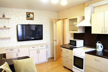 2-комн. квартира, 40 кв.м. на 5 человек, Лазурная улица, Сочи - Фотография 3