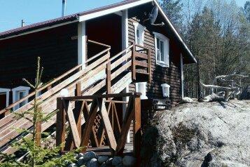 Дом в Харвиа, 50 кв.м. на 5 человек, 1 спальня, Харвиа, Центральная, 20, Лахденпохья - Фотография 1