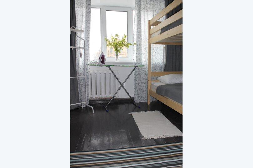 1-комн. квартира, 30 кв.м. на 6 человек, улица Свирских Дивизий, 3, Олонец - Фотография 35