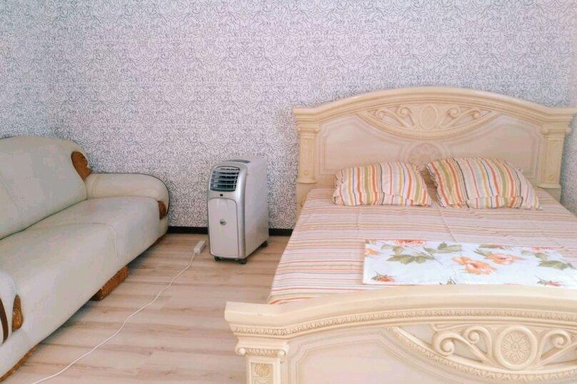 Сдается отдельное комфортное жилье, 55 кв.м. на 5 человек, 2 спальни, Прилиманная улица, 4, Должанская - Фотография 14