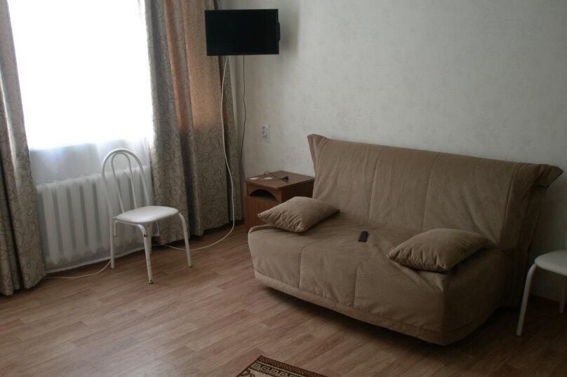 Двухкомнытные апартаменты, Крымская улица, 31А, Анапа - Фотография 1