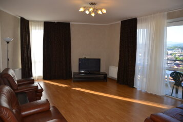 2-комн. квартира, 99 кв.м. на 6 человек, переулок Богдана Хмельницкого, Адлер - Фотография 1