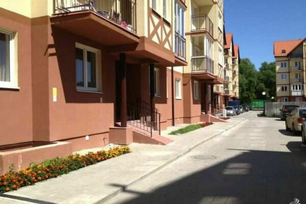 1-комн. квартира, 41 кв.м. на 4 человека, Приморская улица, 15, Зеленоградск - Фотография 1