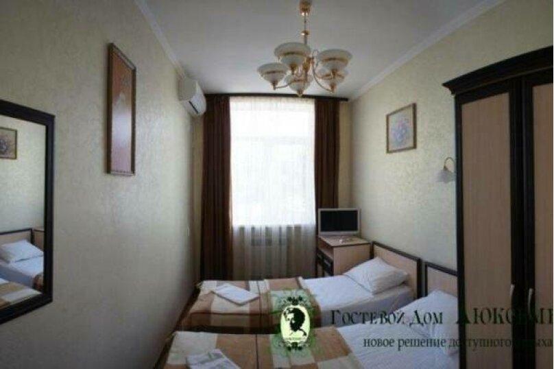 2х местный номер с 2мя отдельными кроватями, Розы Люксембург , 17, Севастополь - Фотография 1