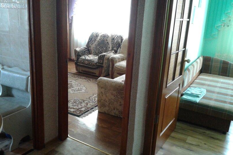 2-комн. квартира, 42 кв.м. на 4 человека, улица Бирюзова, 2, Судак - Фотография 2