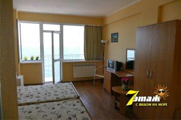 7 этаж (2):  Номер, Стандарт, 2-местный, 1-комнатный, Гостевой дом, шоссе Дражинского, 2а на 10 номеров - Фотография 2