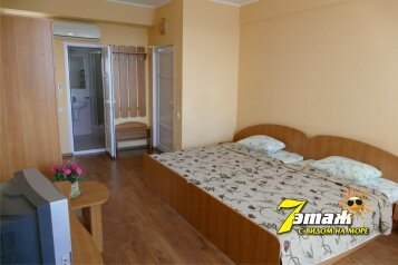 7 этаж (2):  Номер, Стандарт, 2-местный, 1-комнатный, Гостевой дом, шоссе Дражинского, 2а на 10 номеров - Фотография 3