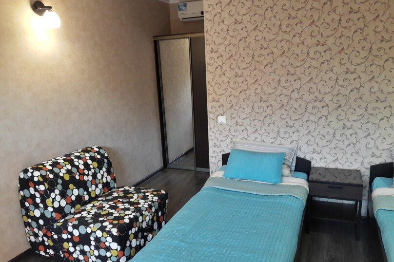 Двухместный номер с раздельными кроватями, Морская улица, 250, Ейск - Фотография 4