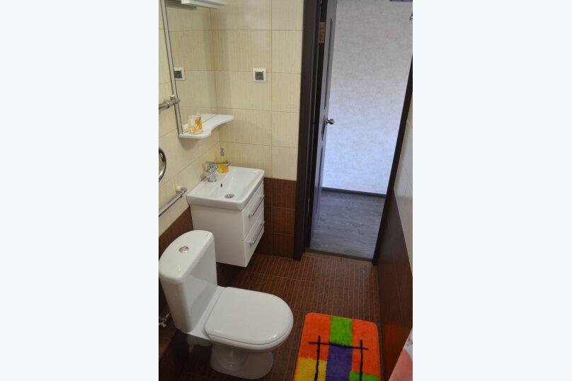 Семейный номер с двухъярусной кроватью, Морская улица, 250, Ейск - Фотография 3