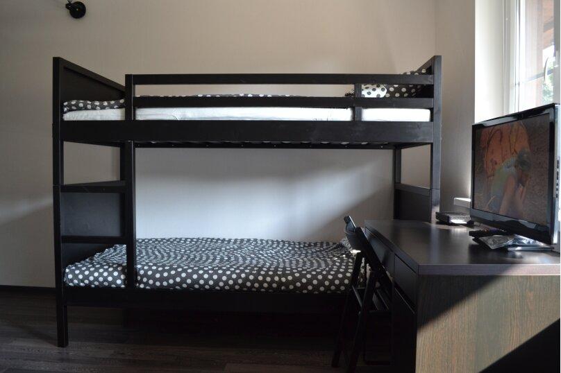 Семейный номер с двухъярусной кроватью, Морская улица, 250, Ейск - Фотография 5