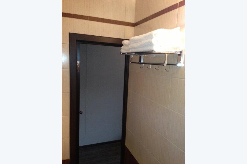 Семейный номер с двухъярусной кроватью, Морская улица, 250, Ейск - Фотография 8