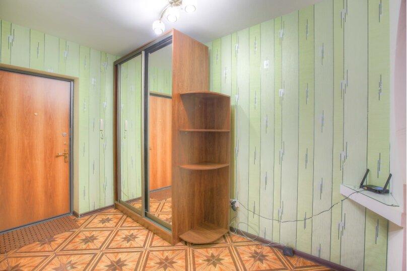 2-комн. квартира, 80 кв.м. на 5 человек, улица Димитрова, 27, Воронеж - Фотография 6