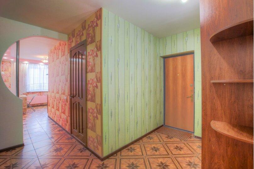 2-комн. квартира, 80 кв.м. на 5 человек, улица Димитрова, 27, Воронеж - Фотография 8
