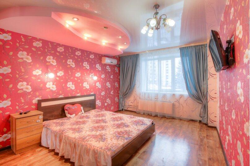 2-комн. квартира, 80 кв.м. на 5 человек, улица Димитрова, 27, Воронеж - Фотография 13